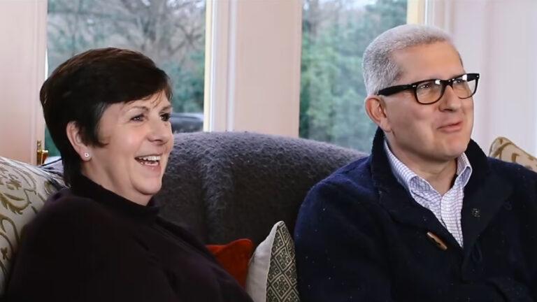 Meet Antony and Patricia